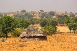 A local shepherd's hut