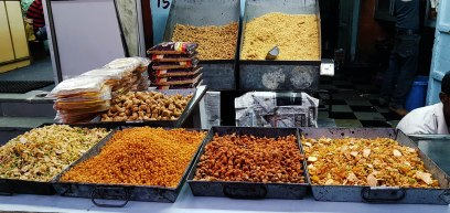 These are the oil fried snacks which are lip smacking